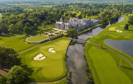 Adare Manor which is to host the 2026 Ryder Cup