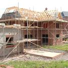New figures show that 101 new houses and apartments were built in Kerry in the last three months. Stock Image