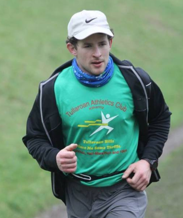 Denis Keane from Kilcummin was the outright winner at the 'Last One Standing' in County Down at the weekend