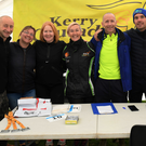 The Kerry Crusader organisers of the Listowel 24-hour Endurance Festival pictured at last year's Fozzy Forristal, Selina Lynch, Michelle McGrath, Tina Griffin, Mike Kissane, John Heaphy and Rochell O'Regan