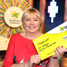 Ita Neligan from Ballymacelligott who scooped €62,000 on Saturday's Winning Streak