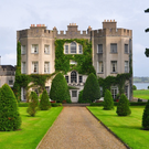 The historical and beautiful Glin Castle has been added to Ireland's 'Blue Book'