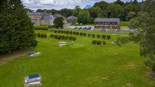 An aerial shot of the stunning grounds at Tralee Pitch & Putt Club in Oakpark, Tralee. Photo by Dominick Walsh