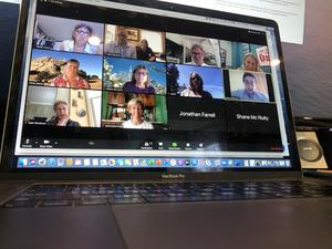 The recent online conference between the representatives of Silicon Valley town Los Gatos – home to Netflix among other global tech giants – and Listowel leaders.
