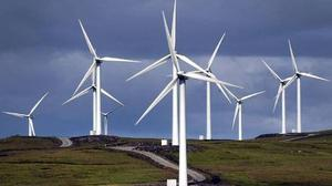 Kerry County Council is planning to cut the amount of land in the county available for the development of wind farms by 90 per cent.