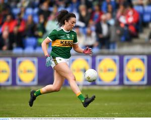 Kerry footballer Aishling O'Connell