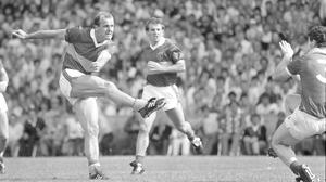 Jacko won an incredible 7 All-Ireland's, 10 Munster titles and 6 All-Stars during a glittering career. Picture credit; Ray McManus / SPORTSFILE