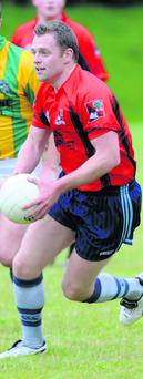 Lorcan Daly's seven-point contribution, which included six scores from play, was crucial to Fossa beating Beale by a single point and reaching the County Novice Football Championship quarter-finals where they meet Templenoe