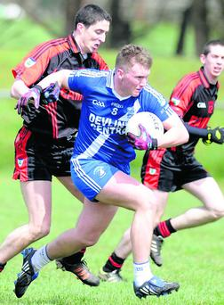 Denis Daly of St Mary's