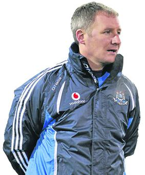 Dublin manager Jim Gavin. Picture by Barry Cregg / SPORTSFILE