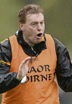 Dr. Crokes joint manager Vince Casey