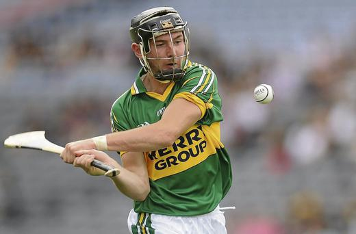 St Brendans clubman John Egan will captain the Kerry hurling team in 2014