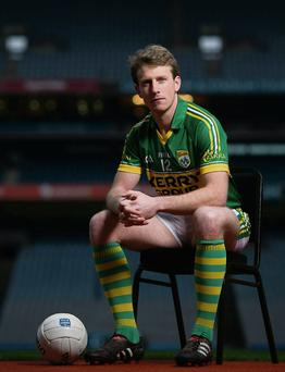 Donnchadh Walsh surveys the scene in Croke Park ahead of Saturday's game with Dublin