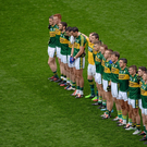 By the end of this year's National League Kerry's squad and starting fifteen is unlikely to be radically different to the one with which Kerry went into last year's All Ireland final with Dublin. Photo by Dáire Brennan/Sportsfile