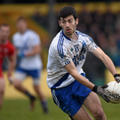 St Mary's captain Sean Cournane in action in the South Kerry Final. Photo by Stephen McCarthy/Sportsfile