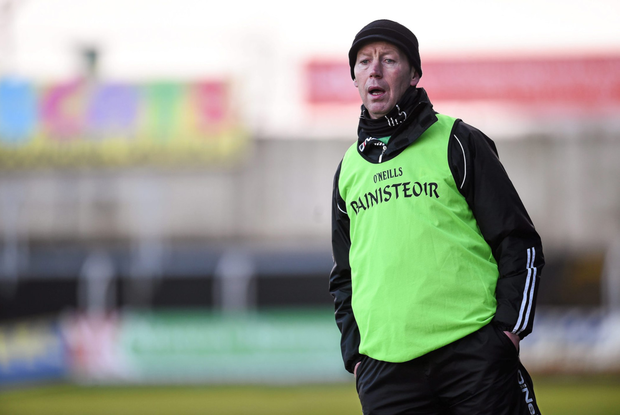 Kerry manager Ciaran Carey