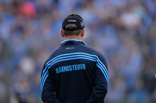 Dublin manager Jim Gavin. Photo by Piaras Ó Mídheach/Sportsfile