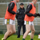 Kerry U21 manager Jack O'Connor during the McGrath Cup Round 1 match between Kerry and Tipperary at Austin Stack Park in Tralee. Photo by Diarmuid Greene / Sportsfile