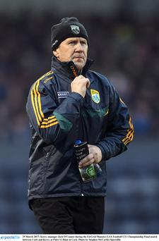 Kerry Under 21 manager Jack O'Connor Photo by Stephen McCarthy / Sportsfile
