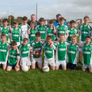 The Na Gaeil team who were victors in the Tralee Town Under-13 Football League last Sunday