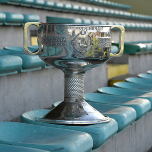 The Kerry Senior Football County Championship Cup. Photo: Domnick Walsh