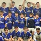 The victorious Laune Rangers Under 16 team
