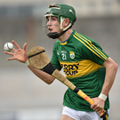 Jordan Conway, the star of Kerry's victory over London last weekend. Photo by Matt Browne/Sportsfile
