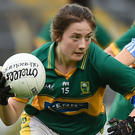 Kerry ladies star, Hannah O'Donoghue. Photo by Matt Browne/Sportsfile