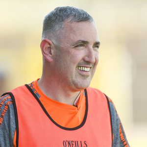 Kerry manager Fintan O'Connor. Photo by Matt Browne/Sportsfile