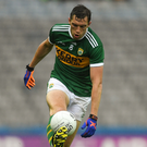 David Moran of Kerry during last year's GAA Football All-Ireland Senior Championship Quarter-Final match between Kerry and Galway
