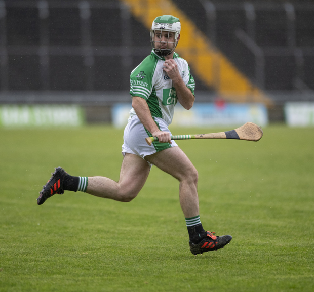 Ballyduff's Jack Goulding ran riot in the last round of the championship – can he do the same against Causeway this Saturday evening? Photo by Domnick Walsh / Eye Focus