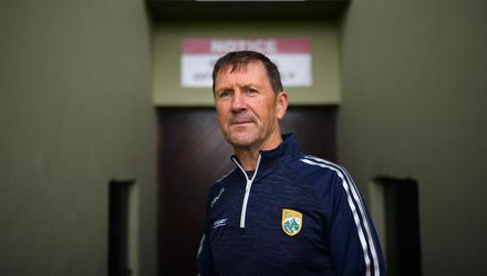 Newly appointed Kerry senior football manager Jack O'Connor poses for a portrait before a Kerry GAA press conference at Austin Stack Park Photo by Brendan Moran /Sportsfile