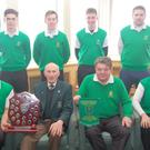 Members of the Tralee team