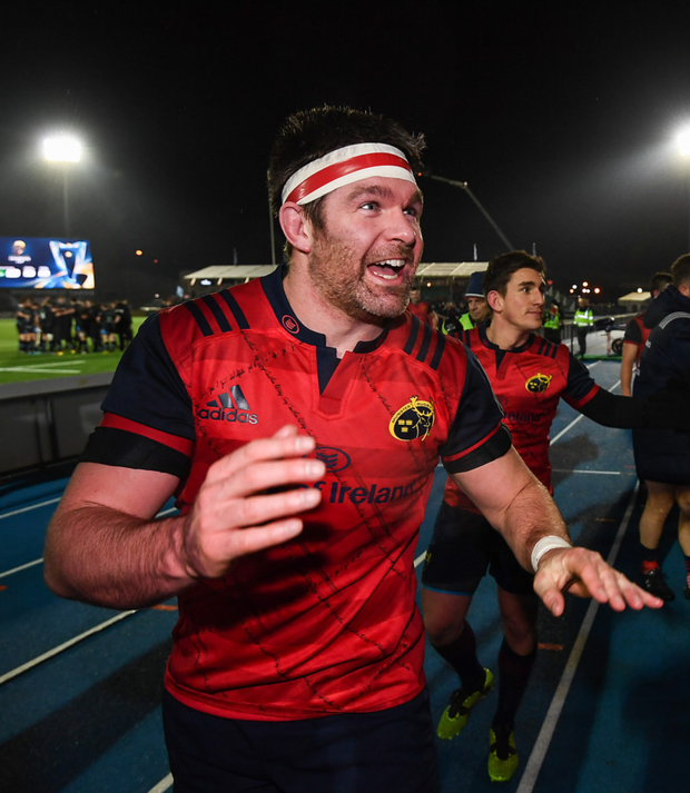 Comment: There's Plenty More To Munster's Revival Than
