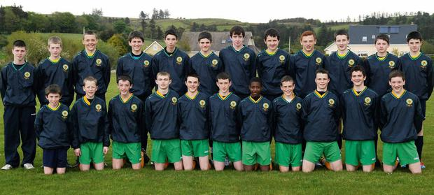 Kerry's Kennedy Cup squad that finished 13th overall in this year's tournament held at the University of Limerick last week