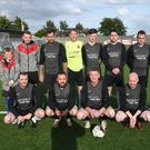 The Tralee Bay FC team that drew 2-2 with Mastergeeha B in the Tommy Healy Cup at Mounthawk Park, Tralee. Photo By Donald Walsh