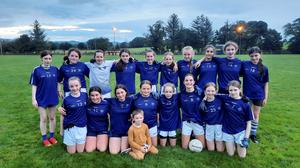 U13 Kerins O' Rahilly ladies who beat Ballymacelligott 4-06 to 1-06 in the quarter final of Championship