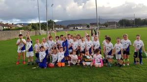 Tralee Parnells U7s after an enjoyable and competitive session against Lixnaw at home in Caherslee
