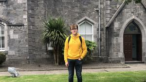 Colaiste Ris student Mark Brady received an incredible 8 H1s in his Leaving Cert results. He is hoping to study engineering at Trinity College Dublin