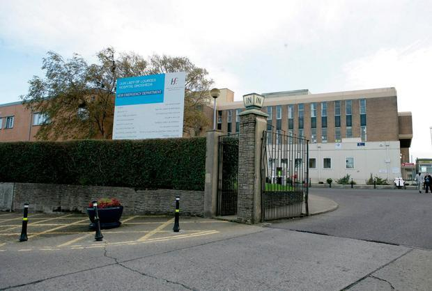 Our Lady of Lourdes Hospital in Drogheda, Co Louth
