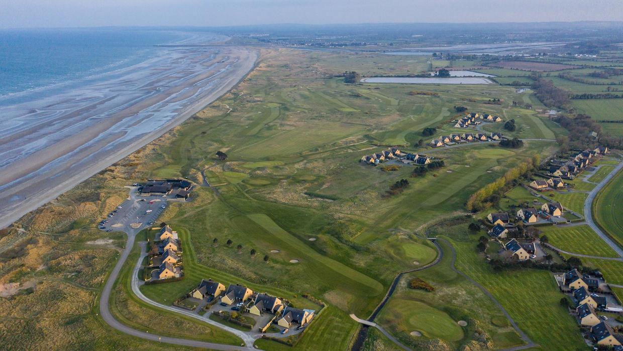 independent.ie - Hubert Murphy - New Seapoint Golf Links owners looking to a bright future for club and region