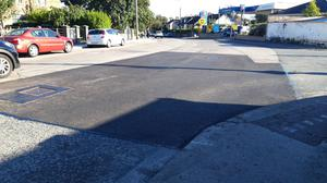 Motorists on the Ballymakenny Road are getting a smoother drive when approaching the Beechgrove roundabout after a fine council repair job recently. The same has to be said for Bothar Brugha and a very nasty pothole at The Twenties, close to the entrance to St Peter's cemetery. The ramps in Mell have also been sorted.