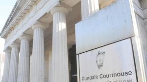 The case was heard in Dundalk Courthouse.