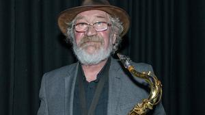 Drogheda man Barry Closkey at Harry O' Reilly Book Launch at the TLT Concert Hall Photo Jimmy Weldon