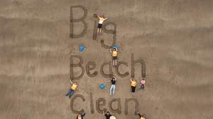 The big Beach Clean takes place in Templetown this weekend
