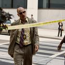 Woody Harrelson as Detective Jeffrey Allen in Triple 9
