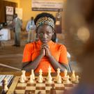 Madina Nalwanga as Phiona Mutesi in Queen of Katwe