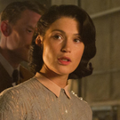 Gemma Arterton as Catrin Cole in Their Finest