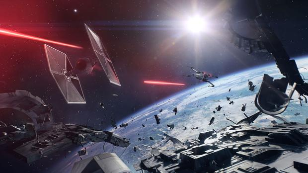 Battlefront 2 is a particularly sad experience, because it adheres flawlessly to the Star Wars aesthetic but is oozing with unspent potential