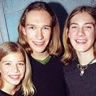 The Hanson brothers in 1997.